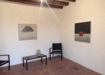 Installation view 3. La Metisse d'Argile exhibition. 2017