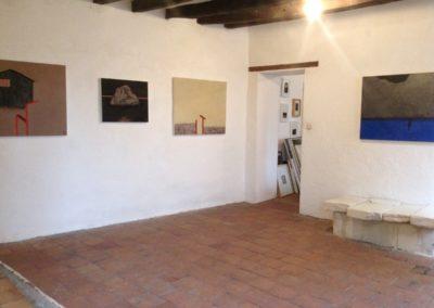 Installation view 4. La Metisse d'Argile exhibition. 2017