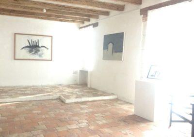Installation view 1. La Metisse d'Argile exhibition. 2017