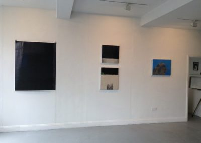 'Intervals of Silence', 2018. Installation view 2