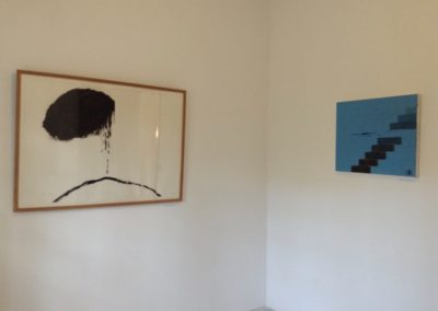 'Shifting Spaces', Tunis, 2018. Installation view 4