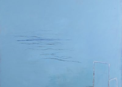 Turn. Oil on canvas. 130x160cm.