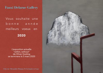 'Within, Without'. Meilleurs Voeux en 2020